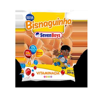 Bisnaguinha Vitaminada