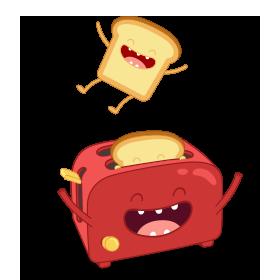 Personagem - Linha Sanduíche