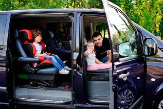 Viagem com os filhos: 10 dicas para um passeio em família