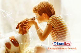 Benefícios da convivência entre crianças e animais de estimação