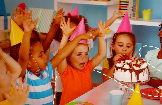 Dicas para organizar uma festa de aniversário infantil