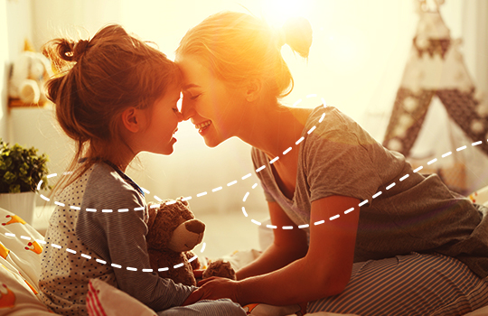 Cinco coisas que só quem é mãe entende