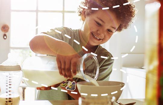 Café da manhã: três dicas para não pular esta refeição tão importante para as crianças