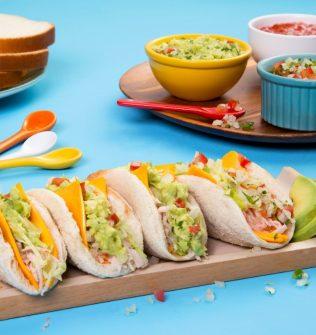 Mini Tacos  Seven Boys