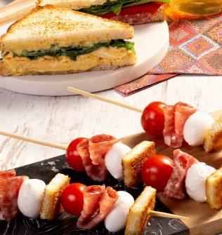 Sanduíche de Mostarda e Ovo