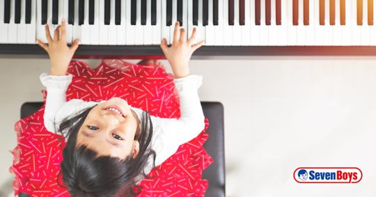 O poder da música na infância