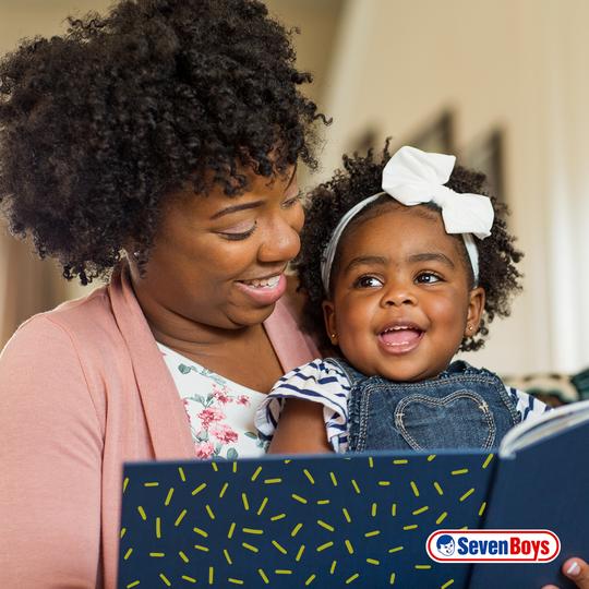 Motivos para você ler com seus pequenos.
