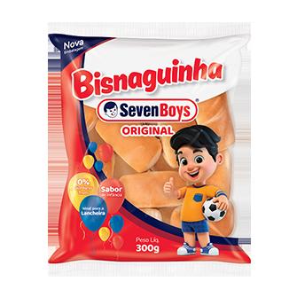 BISNAGUINHA SEVEN BOYS ORIGINAL
