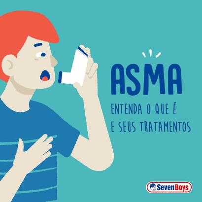 Asma: entenda o que é e seus tratamentos