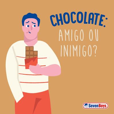 Chocolate: amigo ou inimigo?