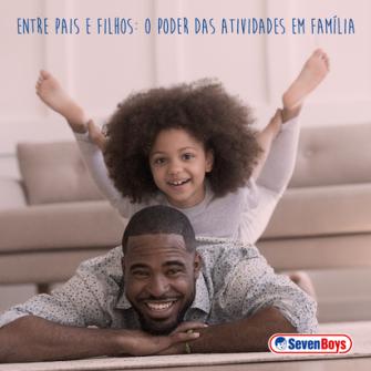 Entre pais e filhos: o poder das atividades em família